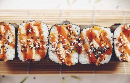 tofu katsu onigirazu_hot for food