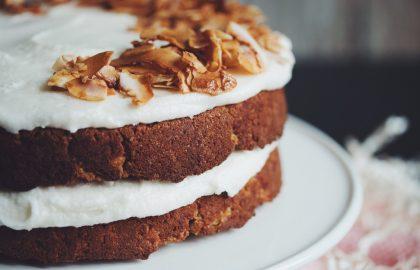 vegan carrot cake_hot for food