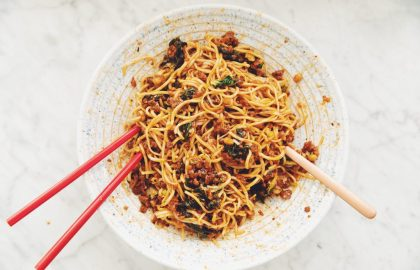 vegan dan dan noodles_hot for food
