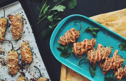the best vegan jalapeno poppers_hot for food