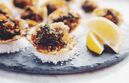 vegan oysters rockefeller_hot for food