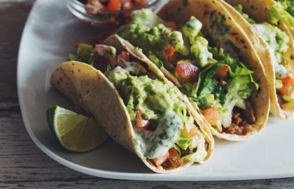 easy vegan tacos_hot for food