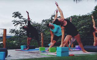 yoga retreat_hot for food